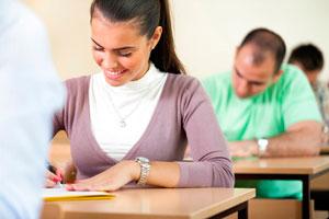 Preguntas sobre el día del examen y el horario